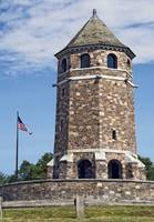 War Memorial Tower Vernon Connecticut