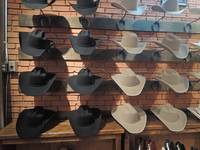 Hats and More Hats