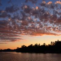 Temagami At Dusk Art Prints & Posters by Dave Sills