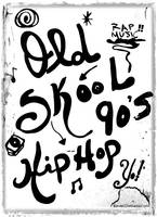 Old-Skool 90's Hip-Hop
