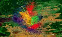 Color Explosion Art 7
