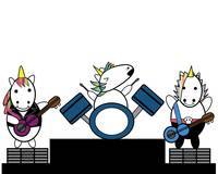 Unicorn Kawaii Punk Band