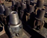 Oil Well Drill Bits-Oil Gas Industry-Oilfield Art