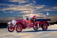 1921 American LaFrance Fire Engine II