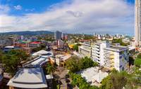 Cebu City Mountain View Panorama
