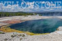 Yellowstone's West Thumb Geyser Basin
