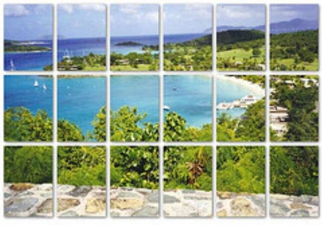 Window on the Caribbean