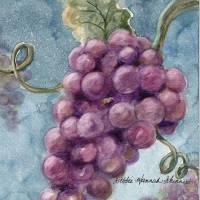 FruitfulLegacy0316 Art Prints & Posters by Debbie Hannah Skinner