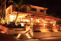 Island House at Night, St. Martin