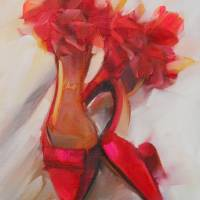 Party Heels   by Beth Charles