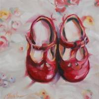 Little Red Shoes by Beth Charles