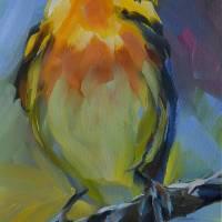 Big Little Bird by Beth Charles