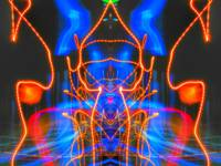 ABSTRACT LIGHT STREAKS #79, Lord of Lies
