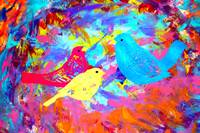 Decorative Birds D132016 copy