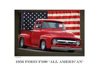 1956 Ford F100 'All American'