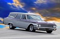1963 Ford Country Squire Wagon
