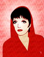 Liza Minnelli - Warhol Era - Pop Art