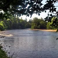River Ness by Richard Thomas