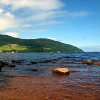 Loch Ness Monster Home by Richard Thomas