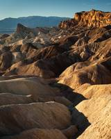 Death Valley Zabriskie Point (tall)