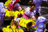 Folk dance of Colombia