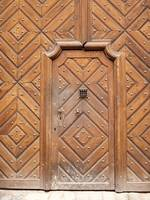 Czech Wooden Door