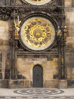 Beneath the Astronomical Clock