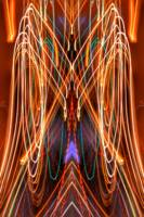 ABSTRACT LIGHT STREAKS #91 - Andras