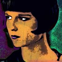 """LOUISE BROOKS-2"" by thegriffinpassant"