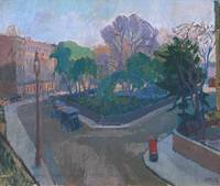 Spencer Gore 'Houghton Place', 1912