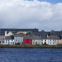 """Rowhomes of Galway"" by onemahon"