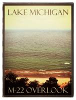 Lake Michigan M-22 Overlook