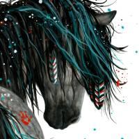 """Majestic Horse"" by AmyLynBihrle"