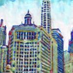 Chicago Spring by RD Riccoboni
