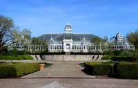 John F Wolfe Palm House at Franklin Park