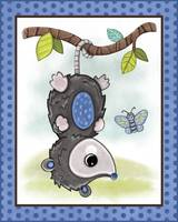 Turtle and Squirrel - Woodland Animal Tales Art
