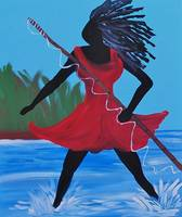 The Gullah Woman