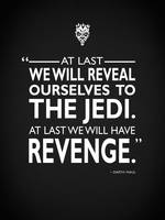 Darth Maul - We Will Have Revenge