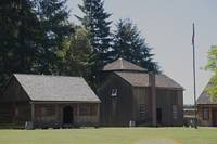 Fort Nisqually Store House