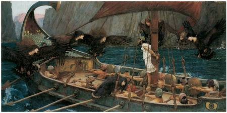 Ulysses and the Sirens (1891)