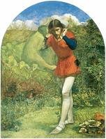 Ferdinand Lured by Ariel (1849 - 1850)