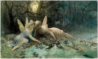 The Fairies: A Scene Drawn from William Shakespear