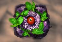 Veggie Flower