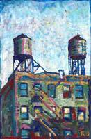 Water Towers New York