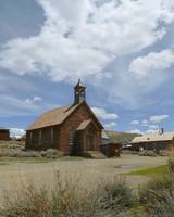 Old Bodie Church