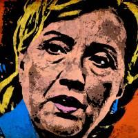 """Hillary Clinton"" by thegriffinpassant"