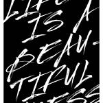 Life Is A Beautiful Mess Prints & Posters