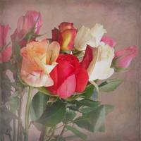 Romantic Bouquet by Giorgetta Bell McRee