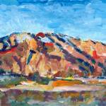 Summer Mt San Jacinto Palm Springs California by RD Riccoboni