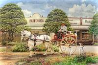 The Butchers Cart